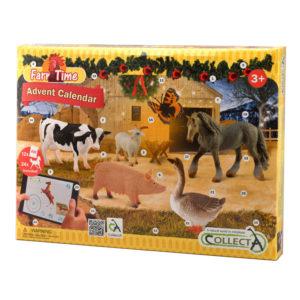 Ημερολόγιο Άλογα & Φάρμα με 12 κάρτες AR