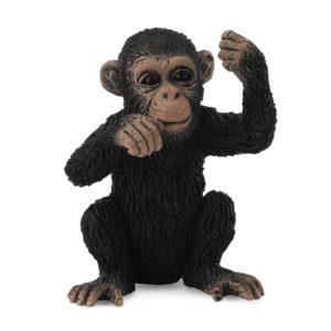 Χιμπατζάκι (σκέφτεται)