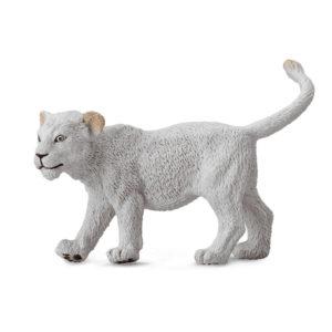 Λευκό Λιονταράκι (περπατάει)