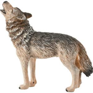 Λύκος Δάσους (ουρλιάζει)