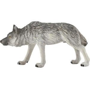 Λύκος Δάσους (κυνηγάει)