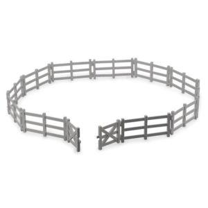 Φράχτης Μαντριού με Πύλη