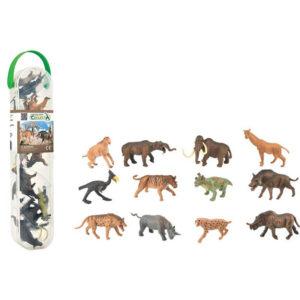 CollectA Κασετίνα με μίνι προϊστορικά ζώα