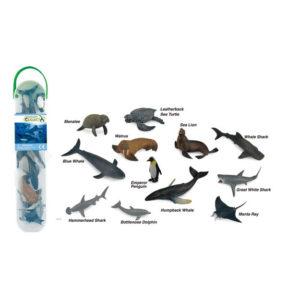 CollectA Κασετίνα με Μίνι Θαλάσσια Ζώα – 1