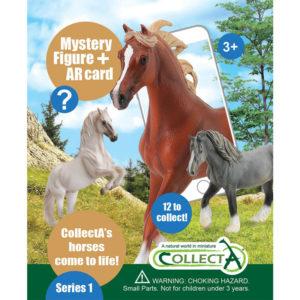 CollectA Άλογα – Επαυξημένη Πραγματικότητα (AR)